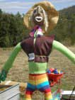 scarecrow,image ©; Possums Playcentre