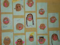self portrait gallery,image ©; Possums Playcentre